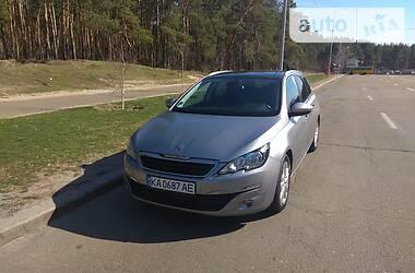 Peugeot 308 2014 в Киеве
