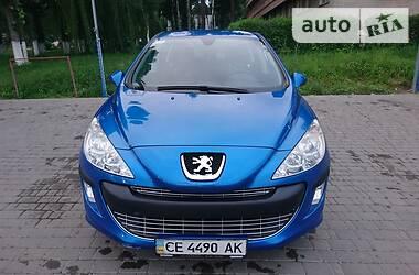 Peugeot 308 2008 в Черновцах
