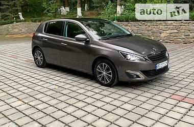 Peugeot 308 2014 в Тернополе