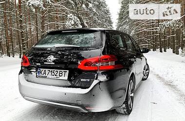 Унiверсал Peugeot 308 2016 в Києві