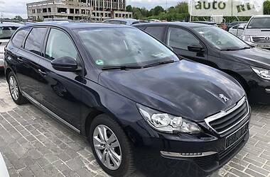 Унiверсал Peugeot 308 2015 в Львові