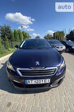 Универсал Peugeot 308 2015 в Ивано-Франковске