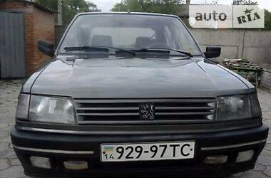 Peugeot 309 1990 в Львове