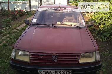 Peugeot 309 1987 в Раздельной