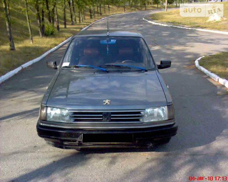 Peugeot 309 1986 в Кропивницком