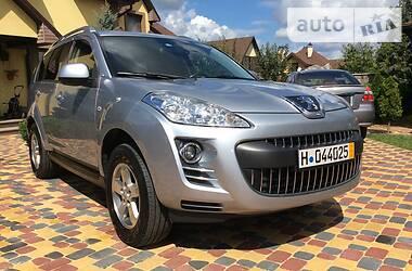 Peugeot 4007 2012 в Луцке