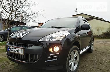 Peugeot 4007 2012 в Стрые