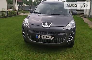 Peugeot 4007 2010 в Черновцах