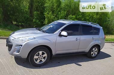 Внедорожник / Кроссовер Peugeot 4007 2007 в Бродах