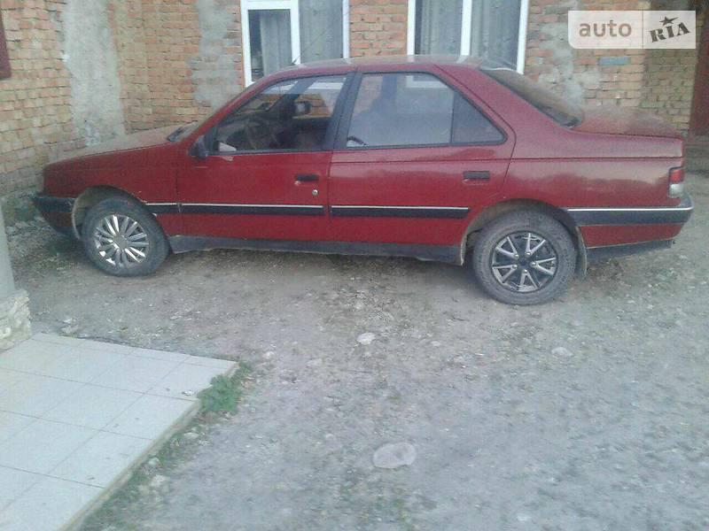 Peugeot 405 1987 в Тернополі