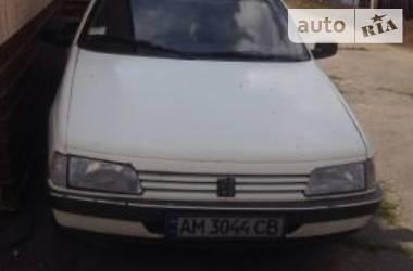 Peugeot 405 1989 в Володарке