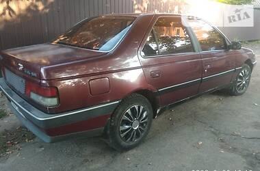 Peugeot 405 1987 в Жовкве