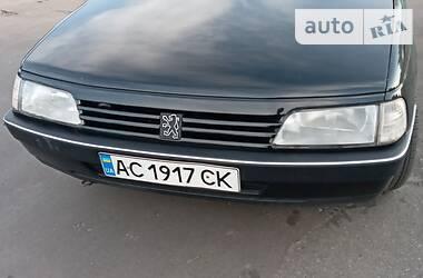 Peugeot 405 1992 в Володимир-Волинському