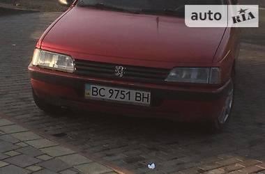 Peugeot 405 1989 в Тячеві