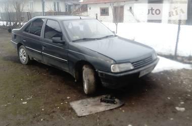 Peugeot 405 1989 в Стрию