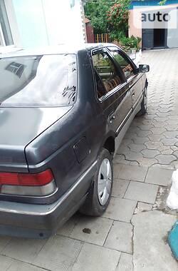 Седан Peugeot 405 1989 в Чугуеве
