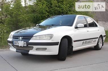 Peugeot 406 1996 в Житомире