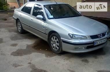 Peugeot 406 2003 в Львове