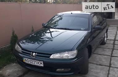 Peugeot 406 1997 в Хусте