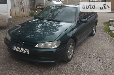 Peugeot 406 1998 в Черновцах