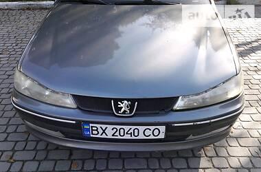 Peugeot 406 1999 в Львове