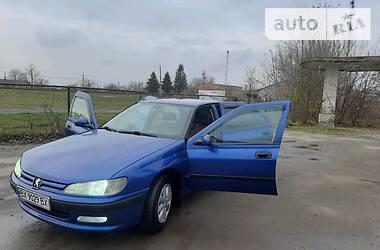 Peugeot 406 1998 в Новій Ушиці