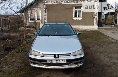 Peugeot 406 1996 в Черновцах