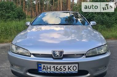 Купе Peugeot 406 1998 в Киеве
