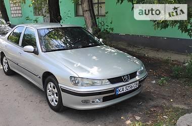 Седан Peugeot 406 2002 в Киеве