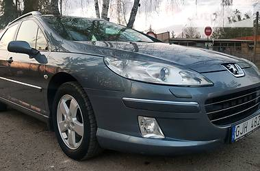 Peugeot 407 SW 2008 в Радивилове