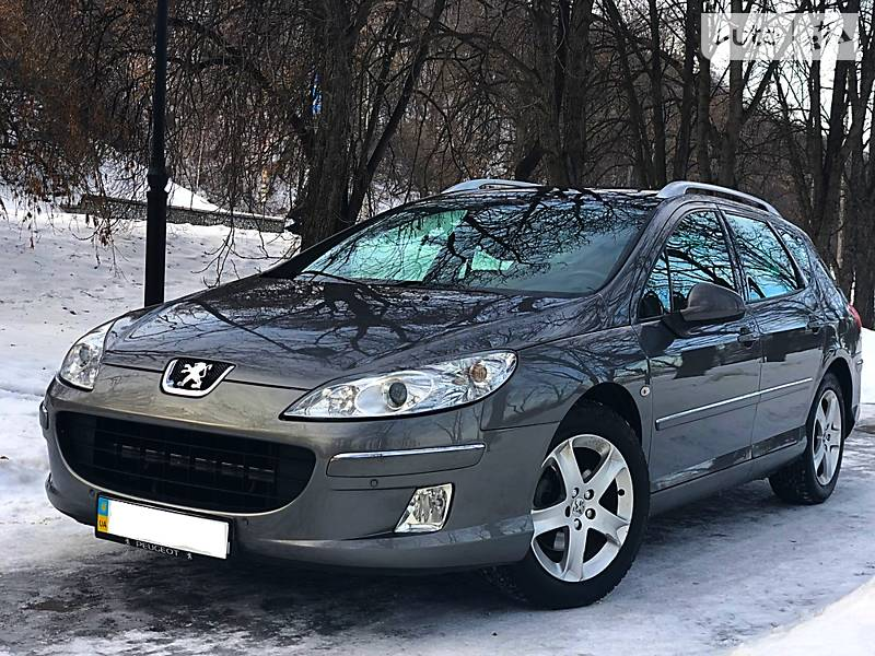 Peugeot 407 Exclusive Limited