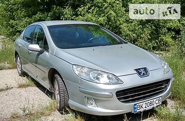 Peugeot 407 2008 в Ровно