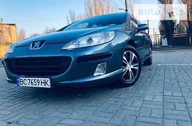 Peugeot 407 2005 в Одессе