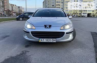 Peugeot 407 2006 в Ивано-Франковске
