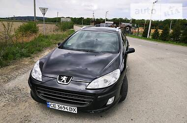 Peugeot 407 2006 в Черновцах