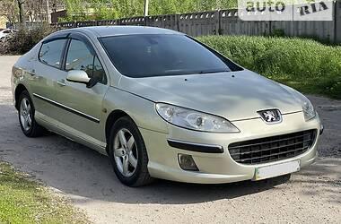 Седан Peugeot 407 2005 в Харькове