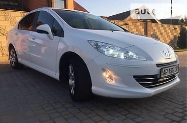 Peugeot 408 2013