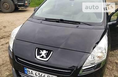 Peugeot 5008 2010 в Полтаве