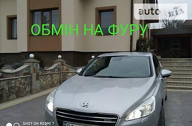 Peugeot 508 RXH 2012 в Тернополе