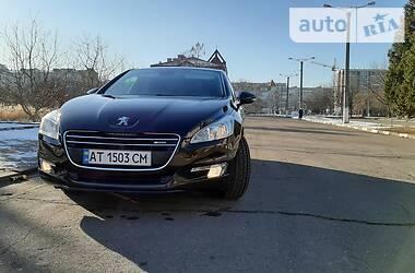 Peugeot 508 2013 в Калуше