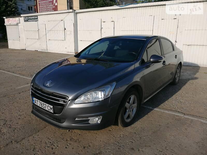 Peugeot 508 2011 в Калуше