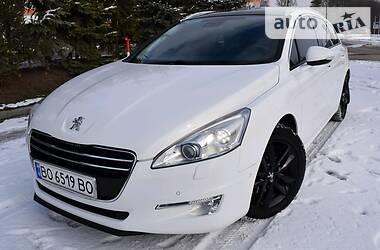 Peugeot 508 2013 в Тернополе