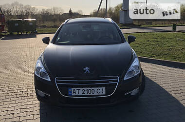 Peugeot 508 2011 в Ивано-Франковске