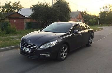 Peugeot 508 2013 в Виннице