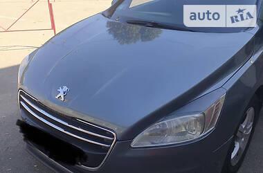 Peugeot 508 2014 в Берегово