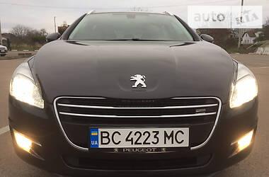 Peugeot 508 2013 в Стрые