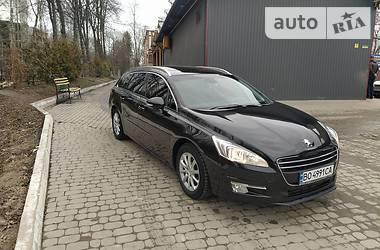 Peugeot 508 2011 в Тернополе