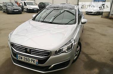 Peugeot 508 2015 в Харькове