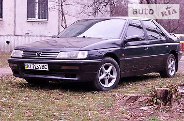 Peugeot 605 1993 в Черкассах