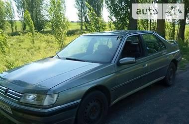Peugeot 605 1989 в Згуровке
